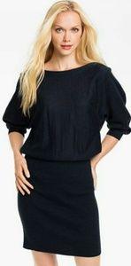 ◾ MAGGY LONDON▪️ Mini Sweater Dress